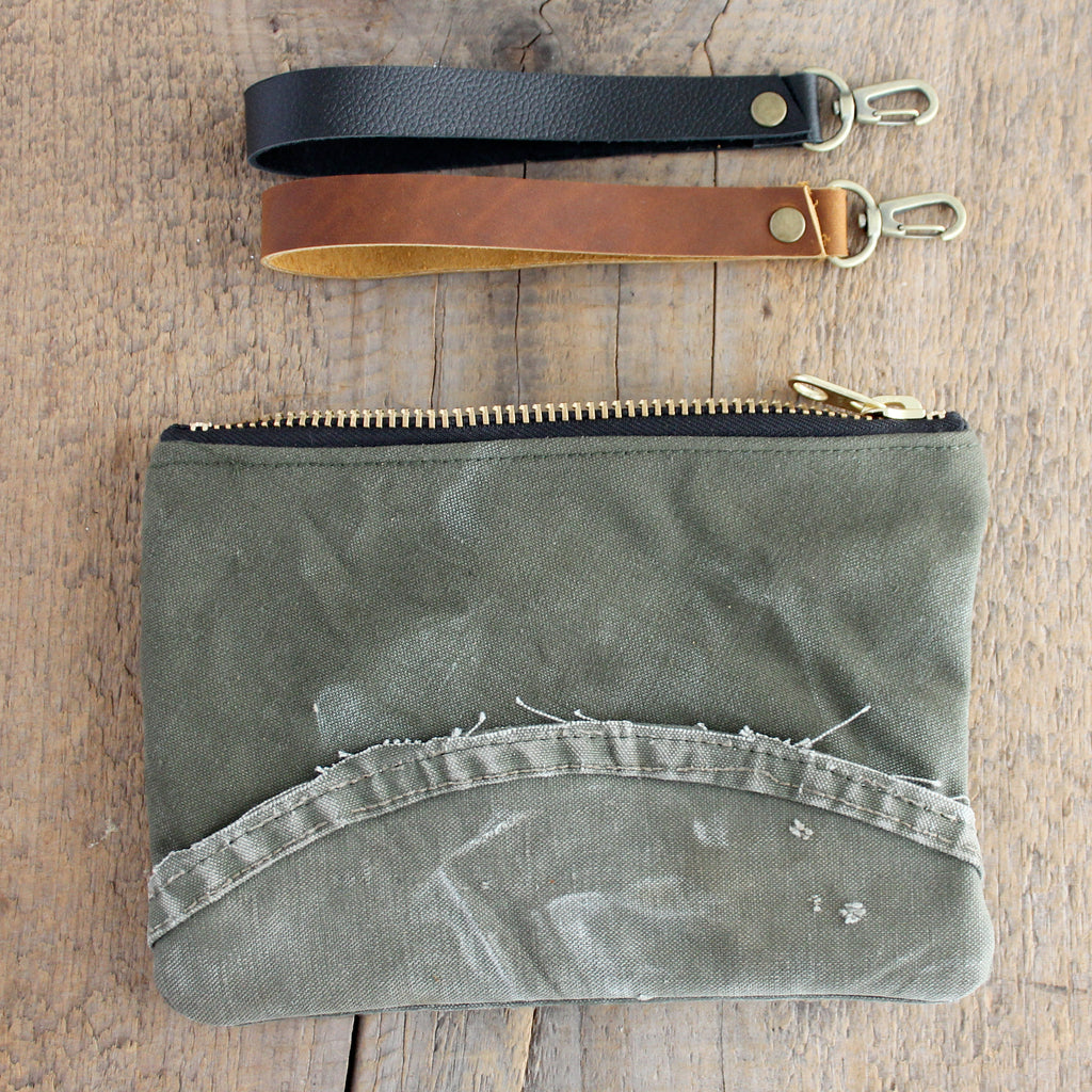 SOLD OUT: Military Wristlet No. 05