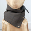 Snap Cowl Scarf No. 100