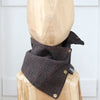 Snap Cowl Scarf No. 103