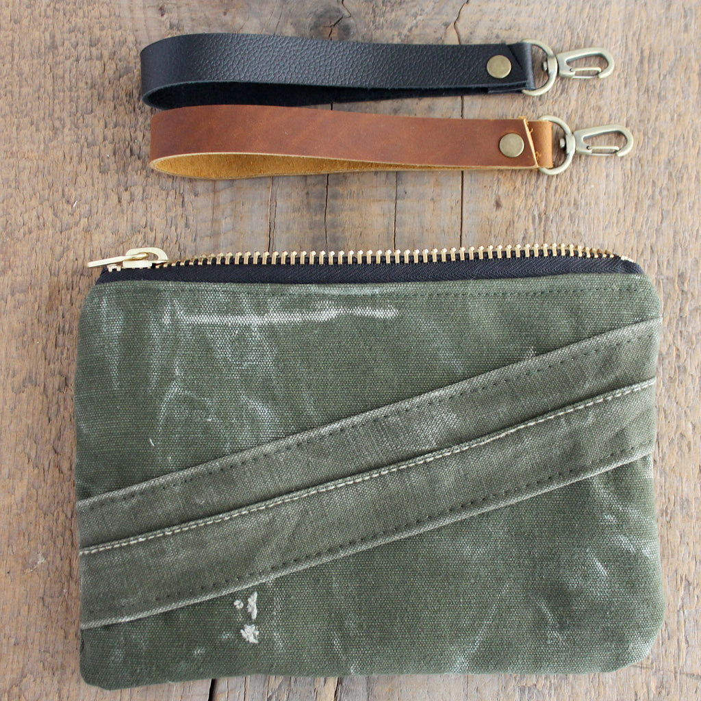 SOLD OUT: Military Wristlet No. 17