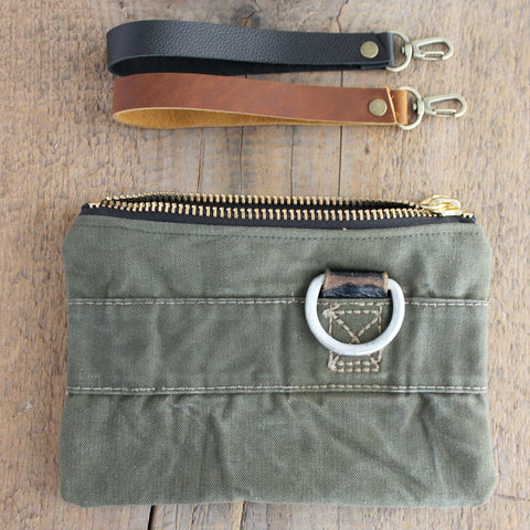 SOLD OUT: Military Wristlet No. 18