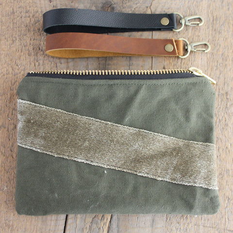 SOLD OUT: Military Wristlet No. 19
