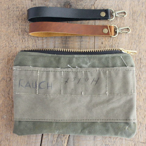 SOLD OUT: Military Wristlet No. 20