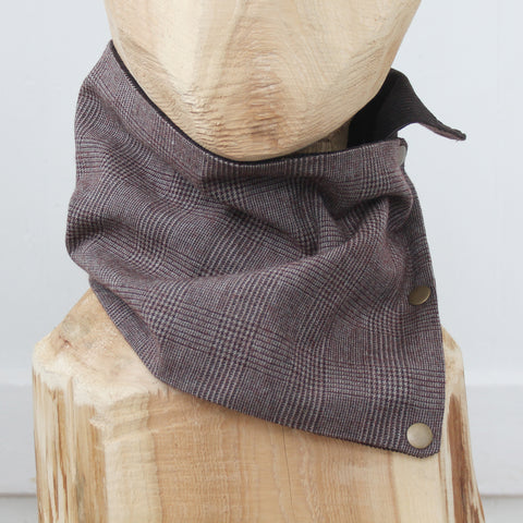 Snap Cowl Scarf No. 65