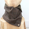Snap Cowl Scarf No. 66
