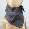 Snap Cowl Scarf No. 06