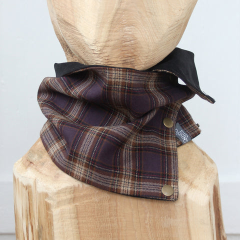 Snap Cowl Scarf No. 88