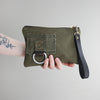 SOLD OUT: Military Wristlet No. 03