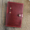 Passport Wallet: Red