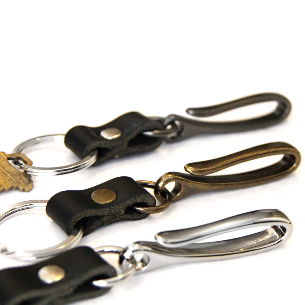 Fishhook Key Chain