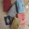 Passport Wallet: Dusty Rose