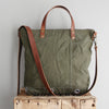 SOLD: Military Tote No. 4