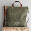 SOLD: Military Tote No. 6
