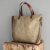 SOLD: Military Tote No. 7