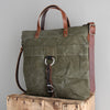 SOLD: Military Tote No. 8
