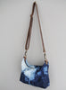 Zoe Galaxy in Blue Bleached Denim