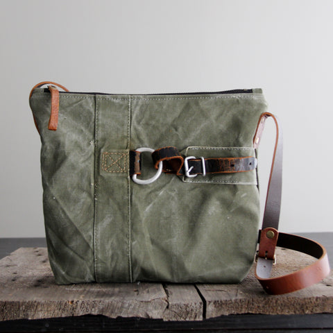 SOLD: Military Day Bag No. 5