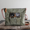 SOLD: Military Day Bag No. 6