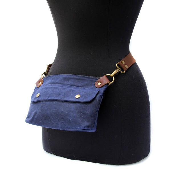 Fanny Pack: Navy Blue