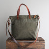 SOLD: Military Tote No. 19