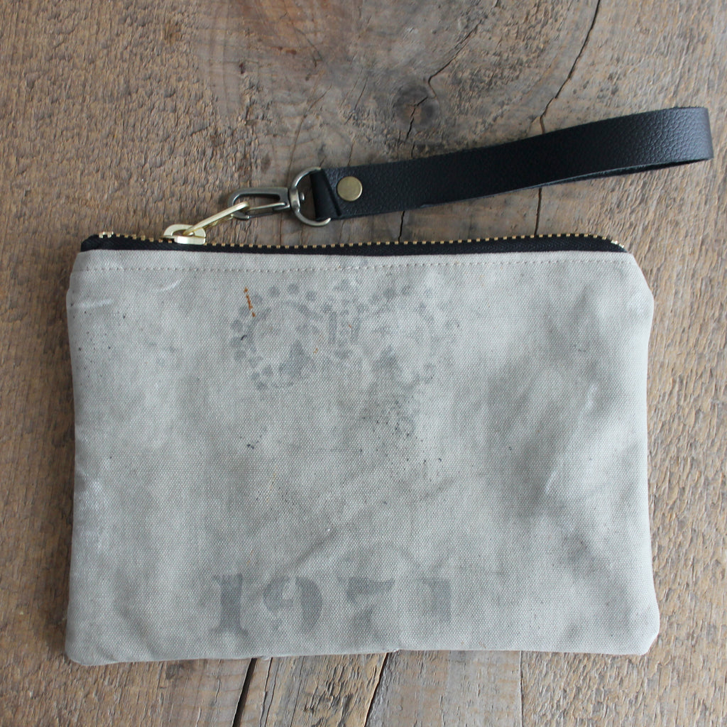 SOLD OUT:  Military Wristlet No. 26