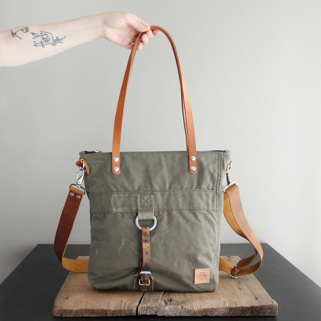 SOLD OUT: Military Tote No. 44