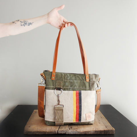 SOLD OUT: Military Tote No. 46