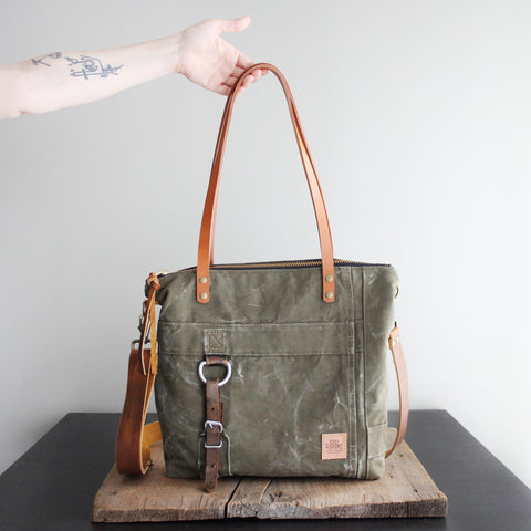 SOLD OUT:  Military Tote No. 51