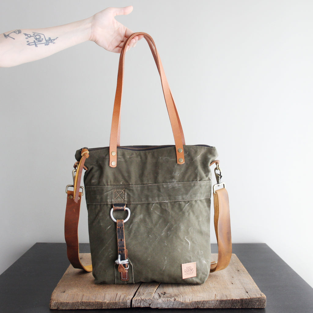 SOLD OUT: Military Tote No. 52