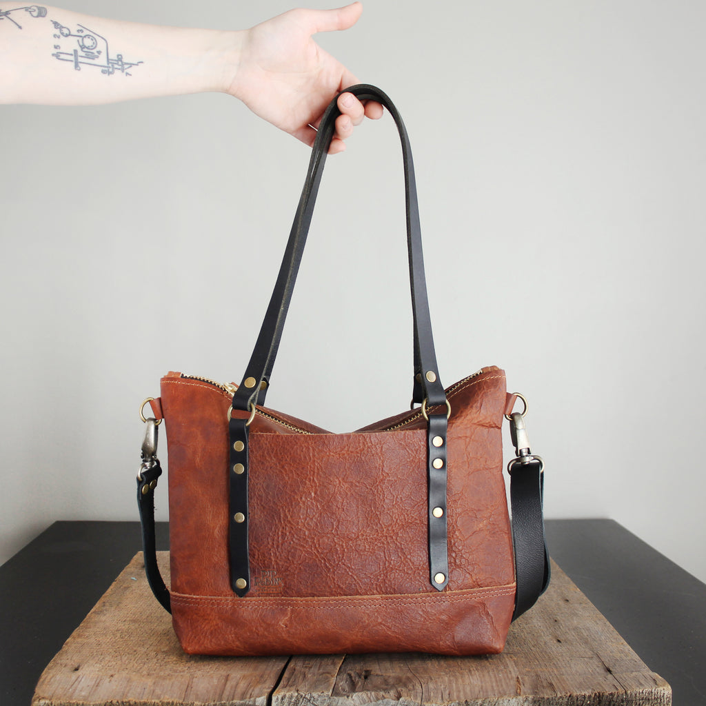 Mini Leighton Tote: No. 12