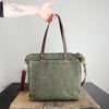 SOLD: Military Tote No. 38