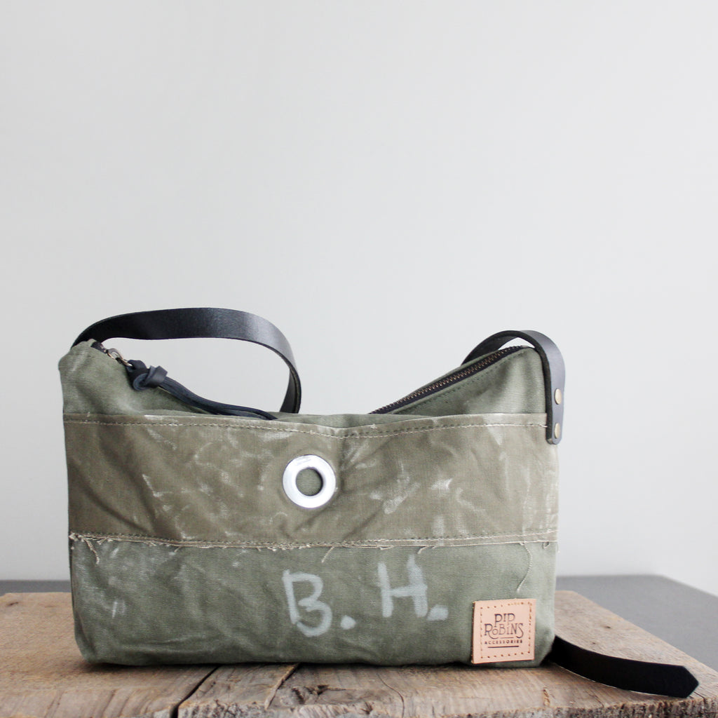 SOLD: Military Day Bag No. 14
