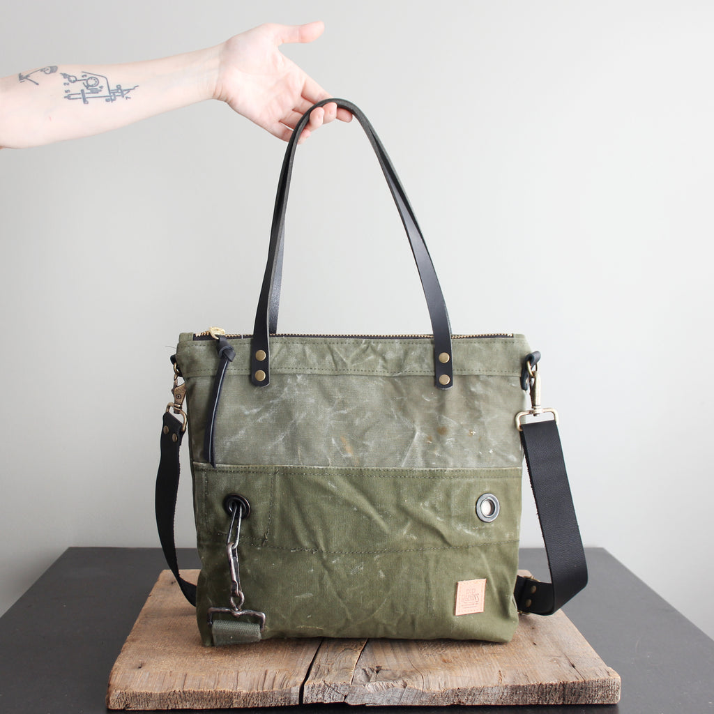 SOLD OUT: Military Tote No. 55