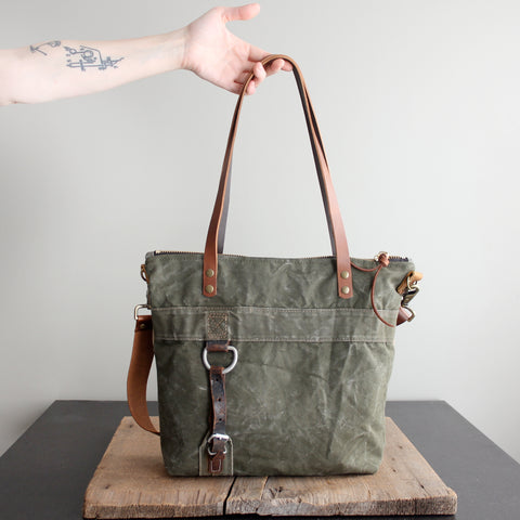SOLD OUT: Military Tote No. 60