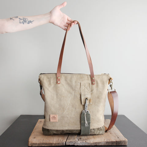 SOLD OUT: Military Tote No. 61