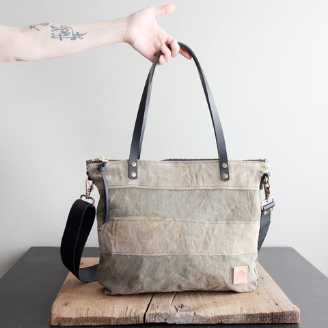 SOLD OUT: Military Tote No. 62