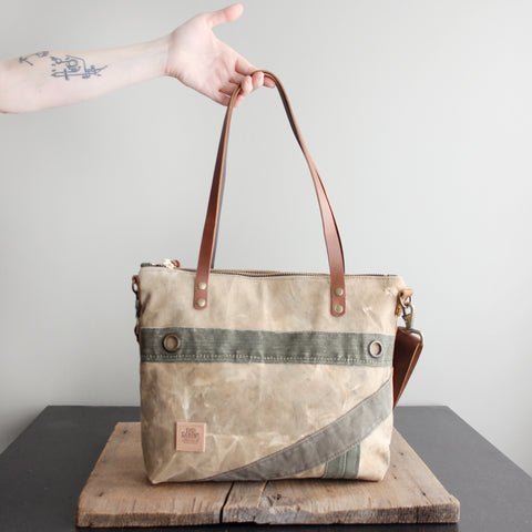 SOLD OUT: Military Tote No. 63