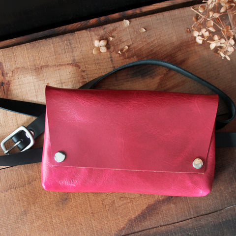 Luna Bag: Hot Pink
