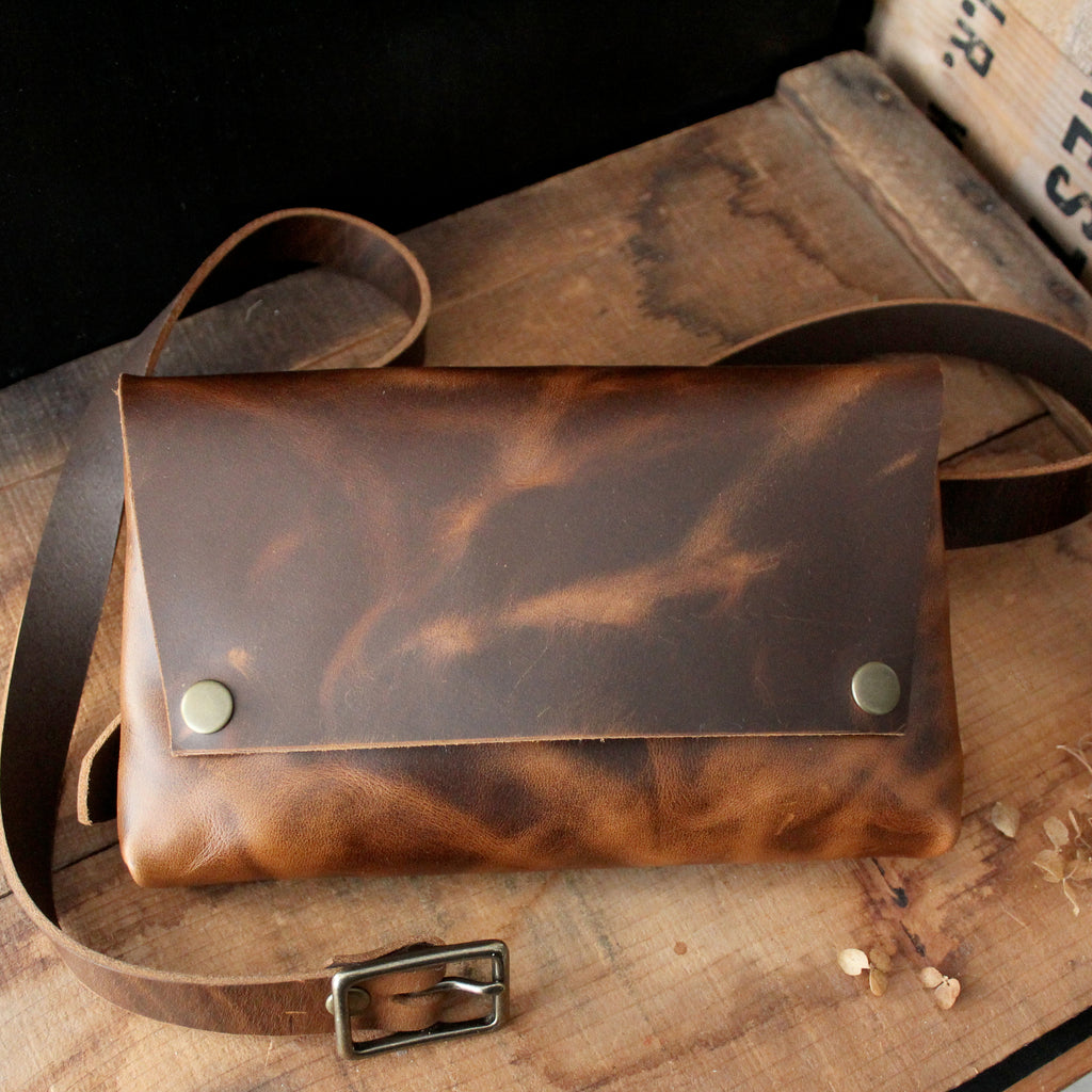 Luna Bag: Coffee