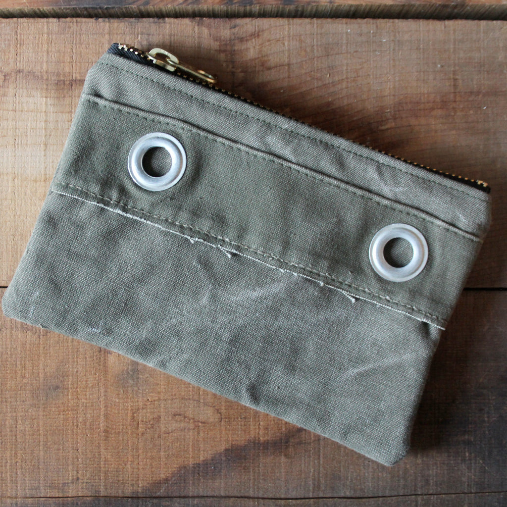 SOLD OUT: Military Wristlet No. 30