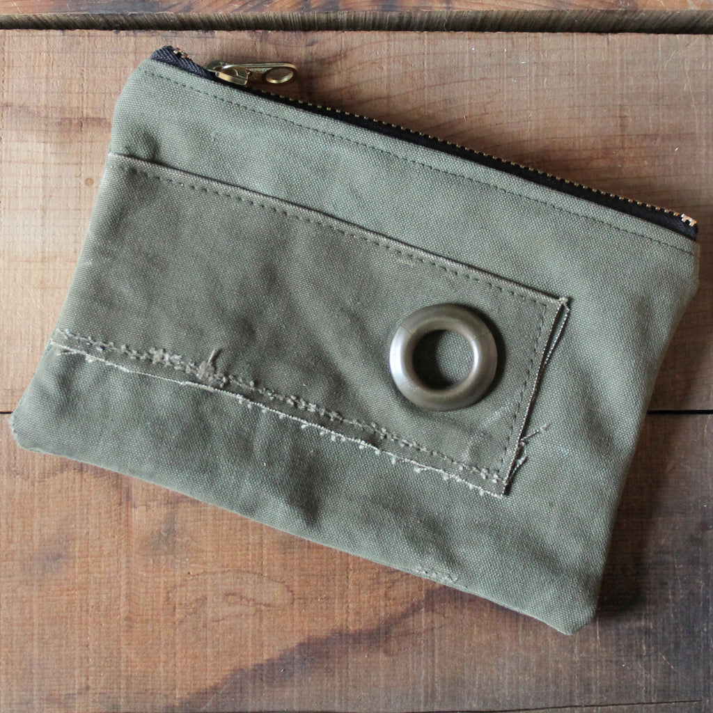 SOLD OUT: Military Wristlet No. 31