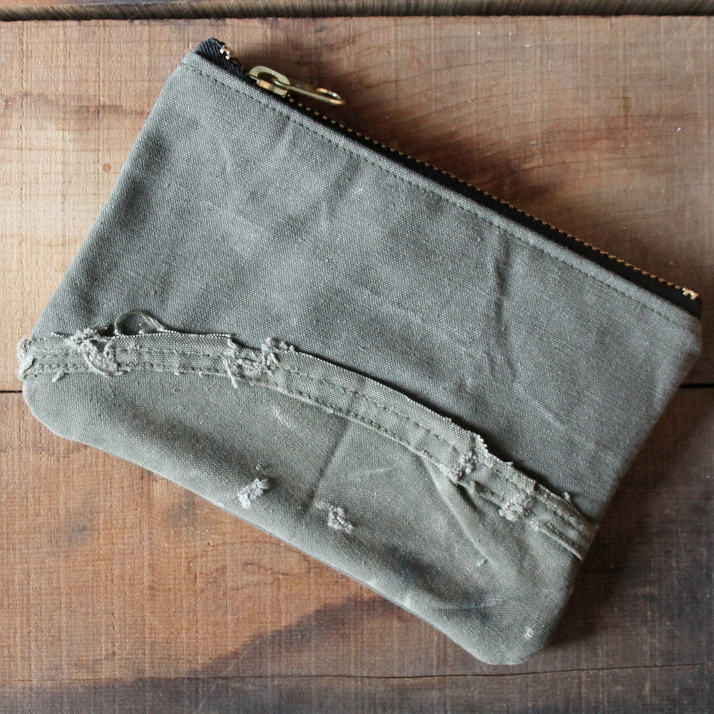 SOLD OUT: Military Wristlet No. 34