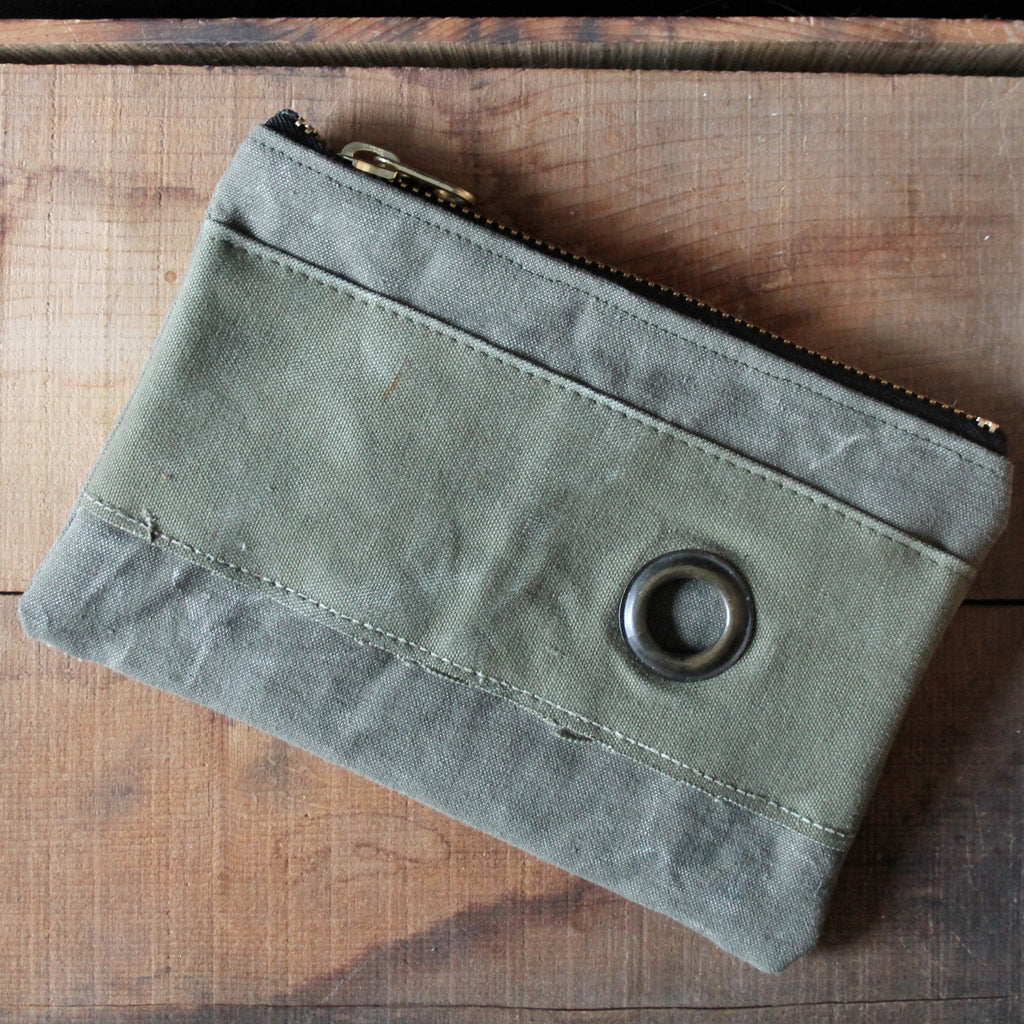 SOLD OUT: Military Wristlet No. 35