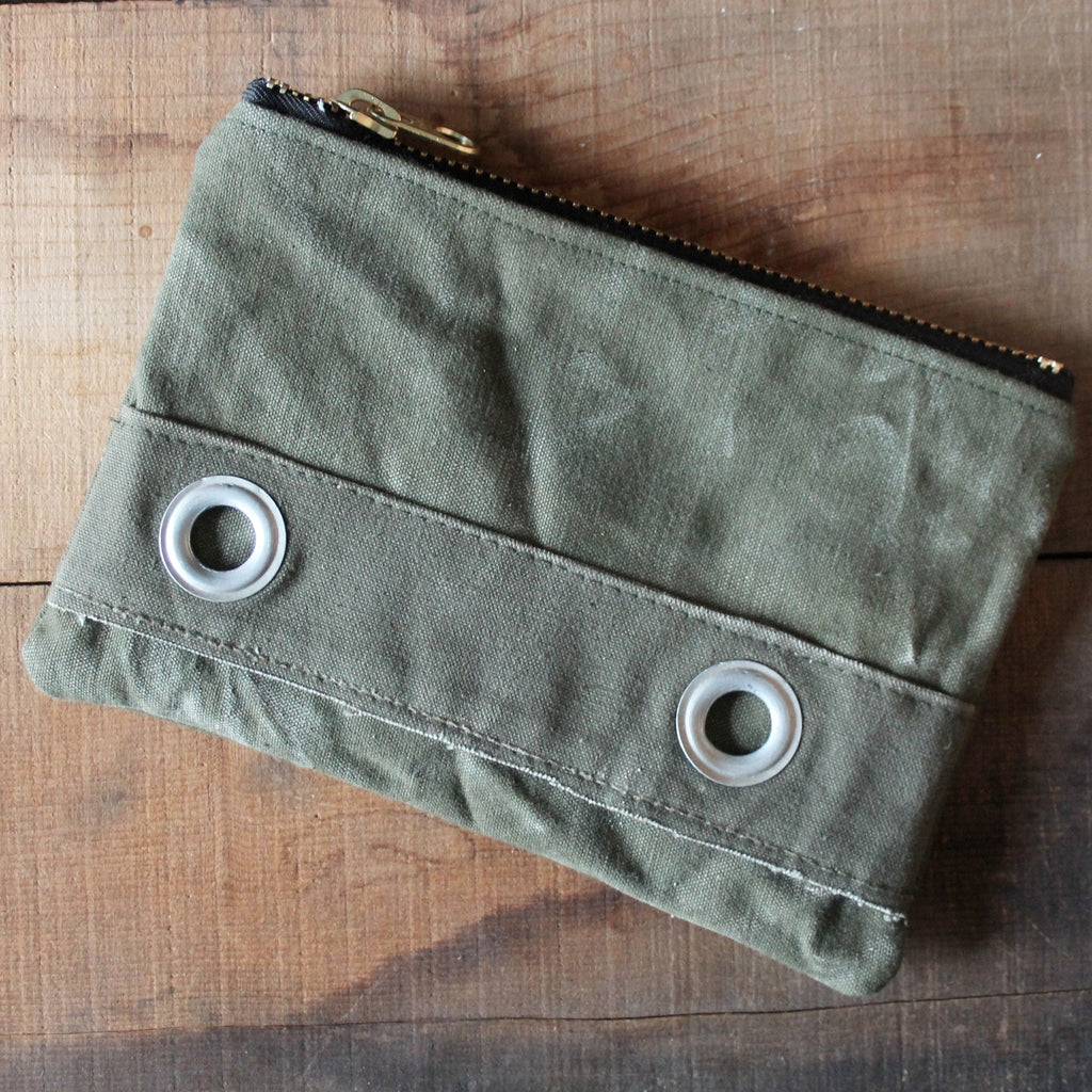 SOLD OUT: Military Wristlet No. 36