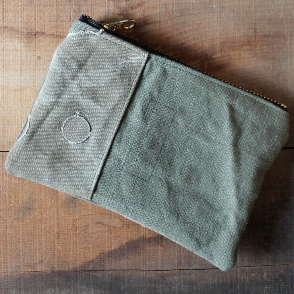 SOLD OUT: Military Wristlet No. 37