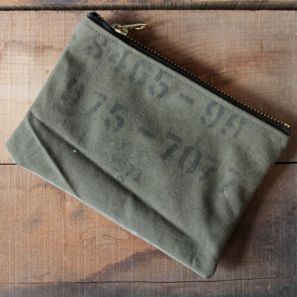 SOLD OUT: Military Wristlet No. 40