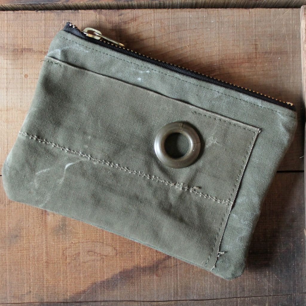 SOLD OUT: Military Wristlet No. 41