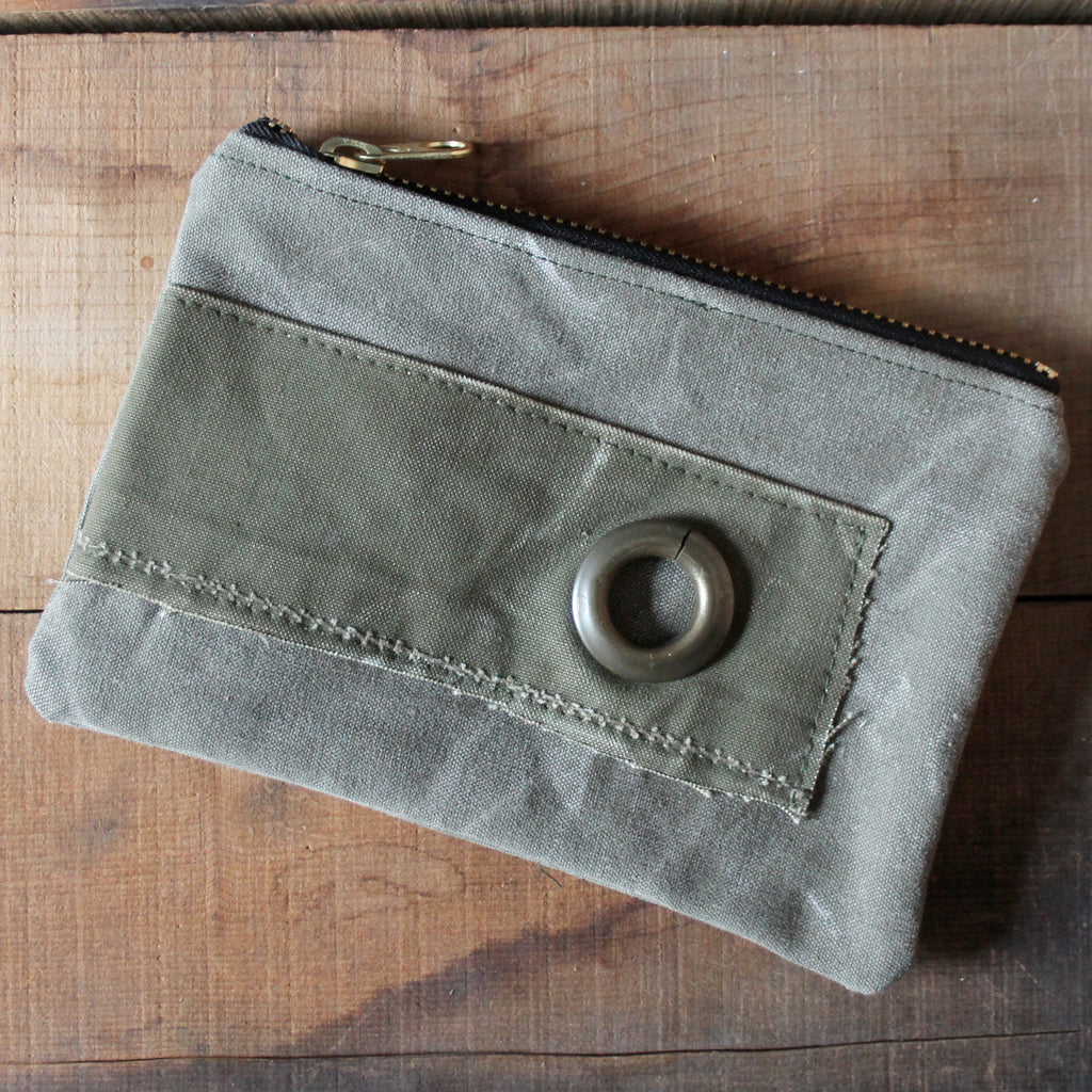 SOLD OUT: Military Wristlet No. 42