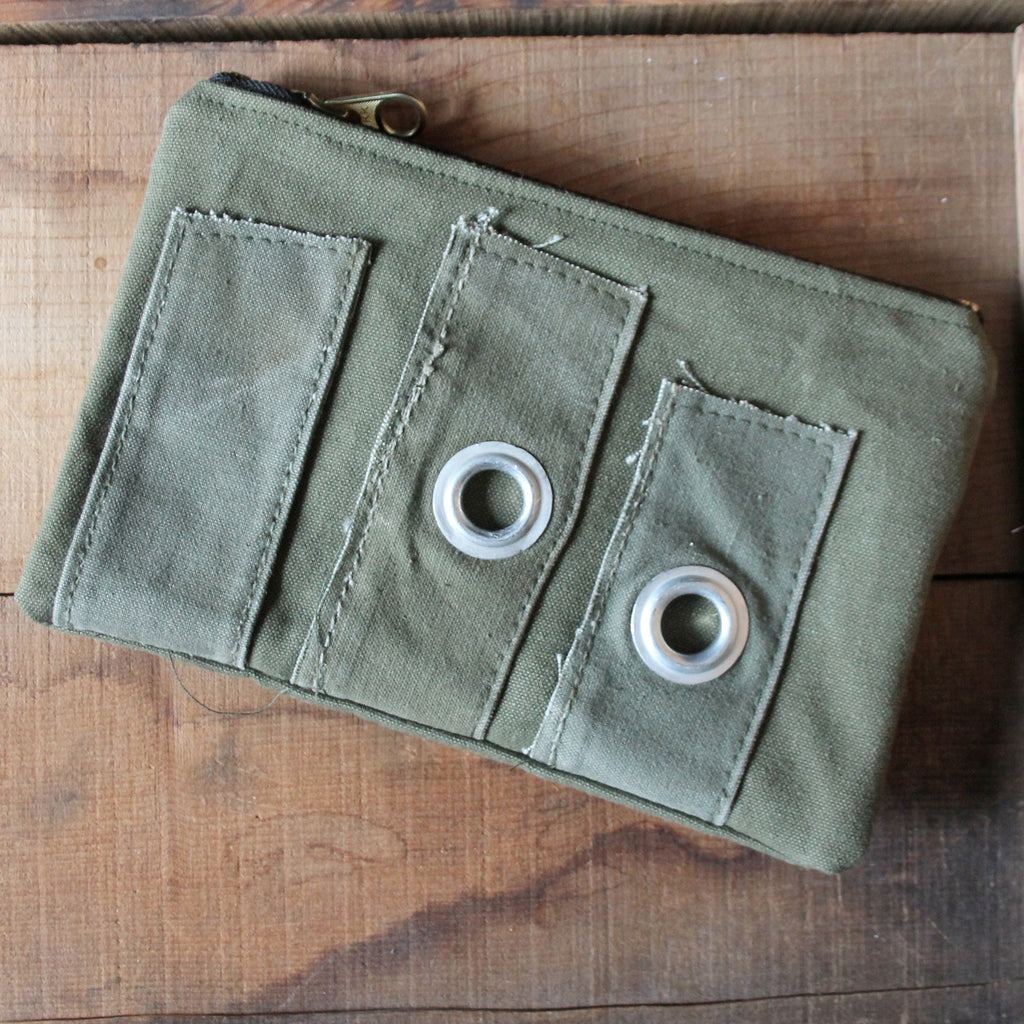 SOLD OUT: Military Wristlet No. 43
