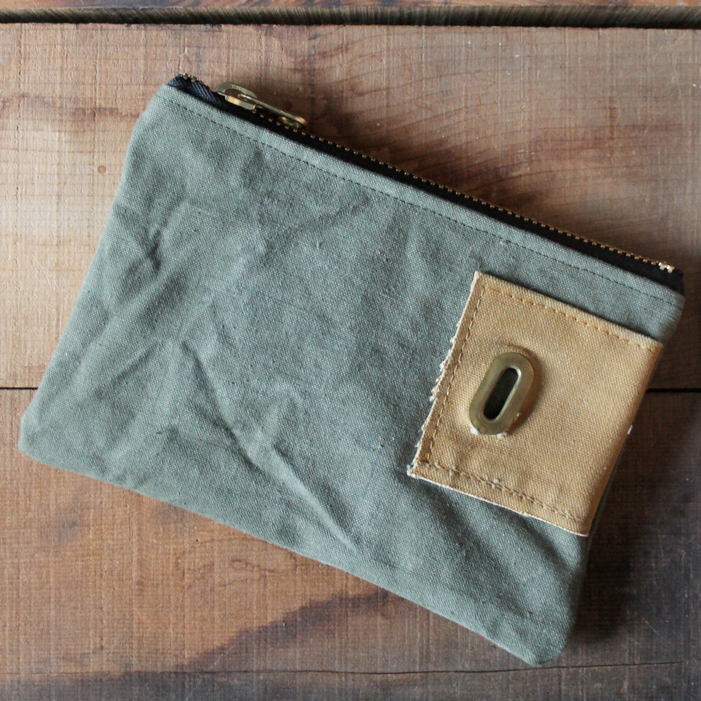 SOLD OUT: Military Wristlet No. 45